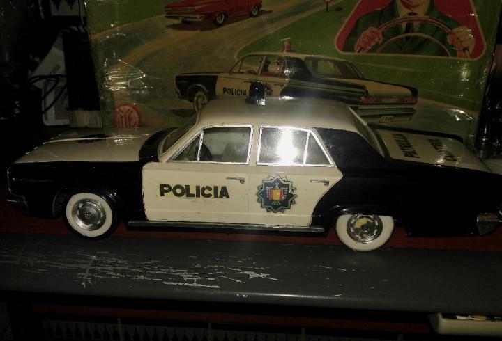 Dodge dar policia jyesa con caja envio gratis