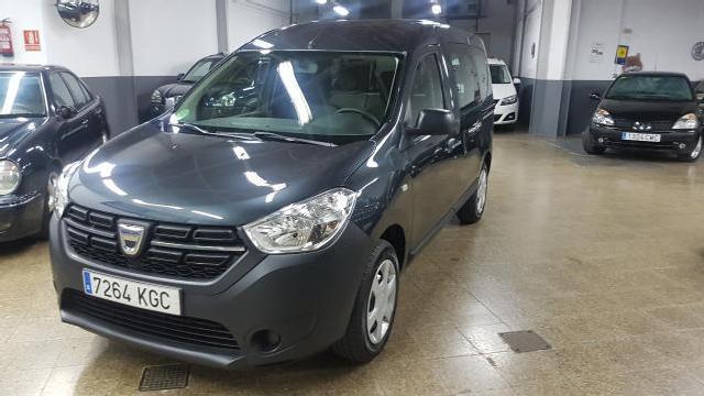 Dacia dokker 1.6 ambiance n1 75kw eu6 '17