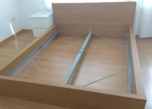 Estructura de cama de ikea 140x200
