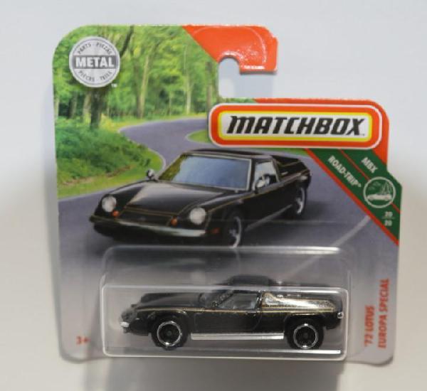 Lotus europa special matchbox