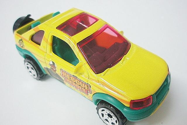 Matchbox mb406 66 land rover freelander