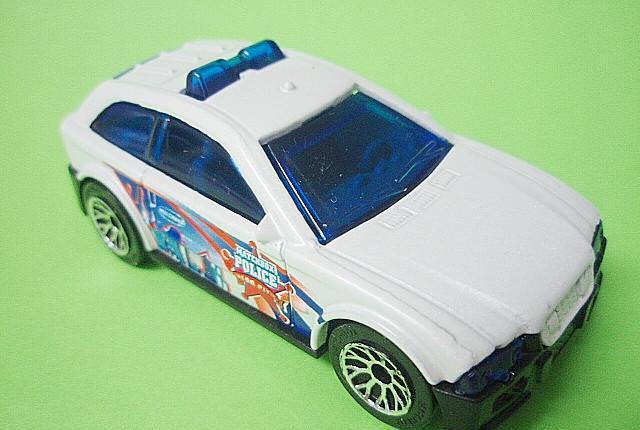 Matchbox mb592 66 city police car