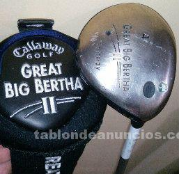 Madera callaway nº4 great big berthaii grafito lady