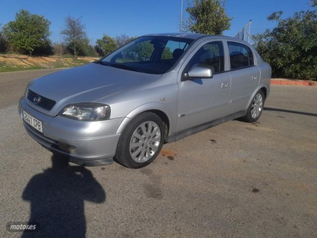 Opel astra 2.0 dti 100cv edition de 2003 con 216.700 km por