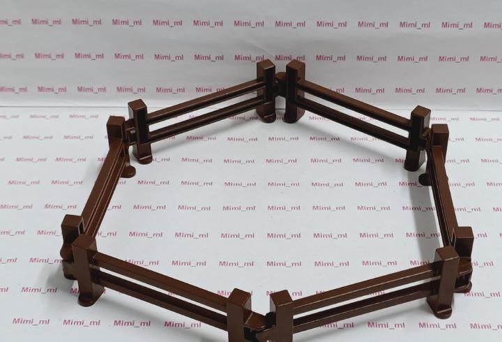 W344 Large 36 mm 56 L marrón oscuro pulido Chaqueta de Abrigo de Artesanía Botones Payaso De Caña X