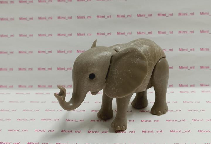 Playmobil elefante cría animales safari zoo circo