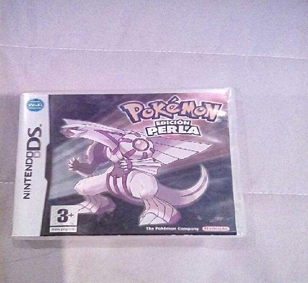 Pokemon edicion perla ds
