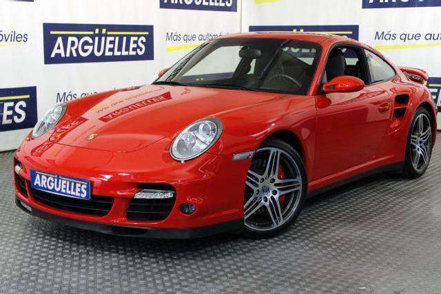Porsche 911 turbo tiptronic 480cv nacional '07