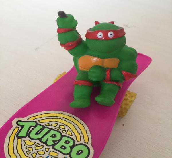 Serie las tortugas ninja donatello en monopatin año 1988