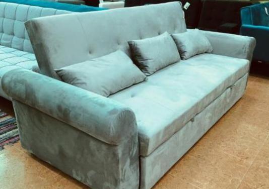 Sofa cama 3 plazas rachel terciopelo