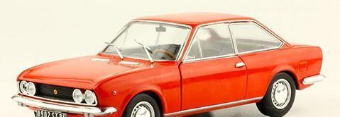 Seat 124 sport 1600 1971 escala 1/24 de hachette