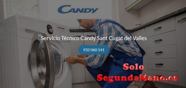 Servicio técnico candy sant cugat del vallès 934242687