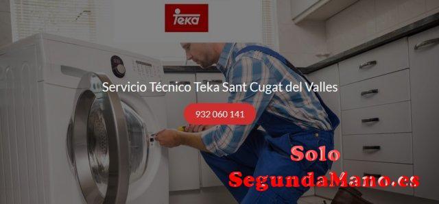 Servicio Técnico Teka Sant Cugat del Vallès 934242687