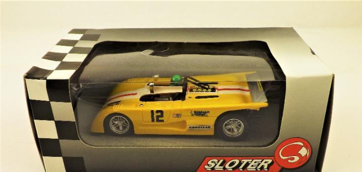 Sloter minimodels lola t290 v8 wisell/sebring