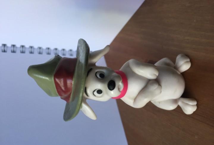 101 dalmatas - juguete - años 90 - disney