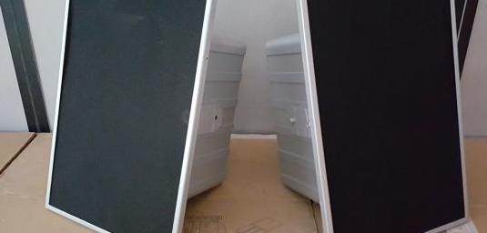 2 cajas acusticas whd mx50 rejilla negra