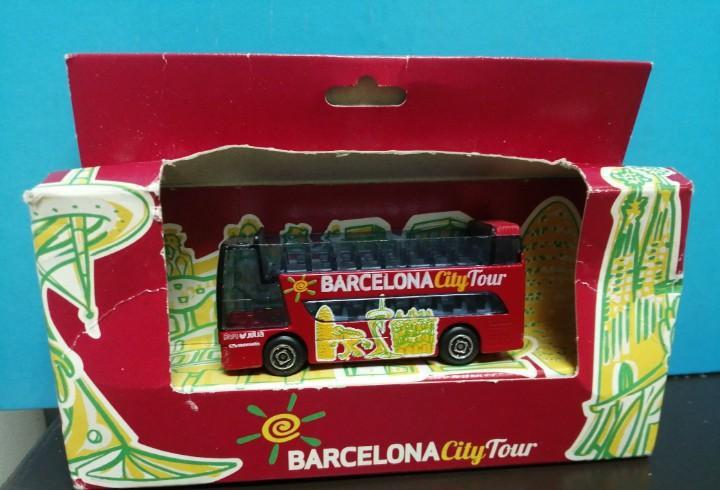 Autobús turístico barcelona, city tour
