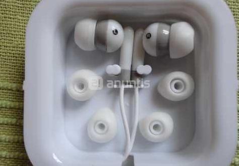 Auriculares de tapón (nuevos)