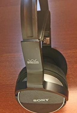 Auriculares estéreo sin cables sony