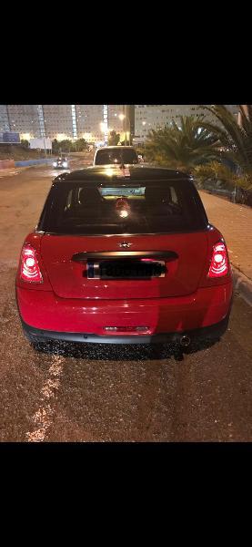 Bmw mini one diesel 2012