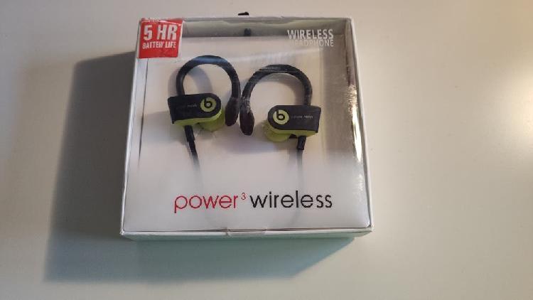 Beats power 3 wireless