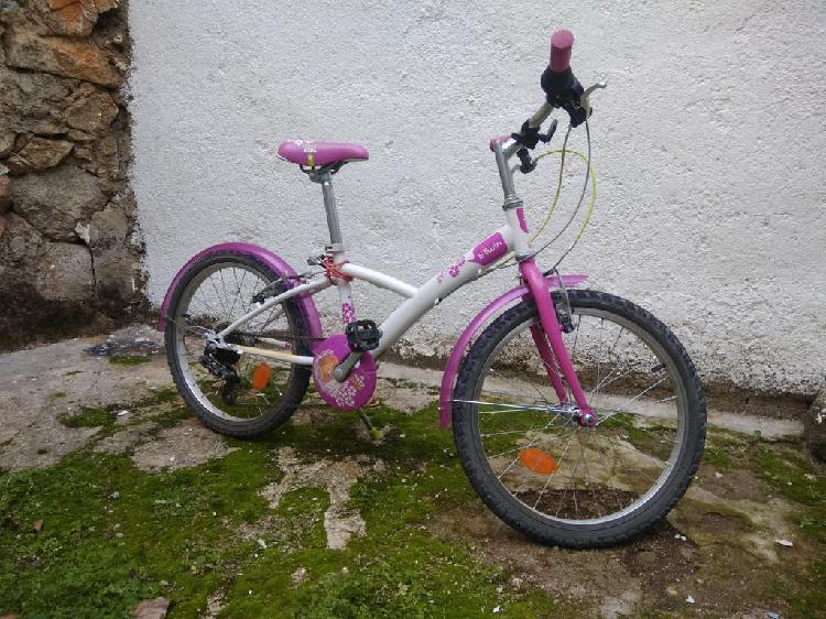 Bicicletas niña varios tamaños