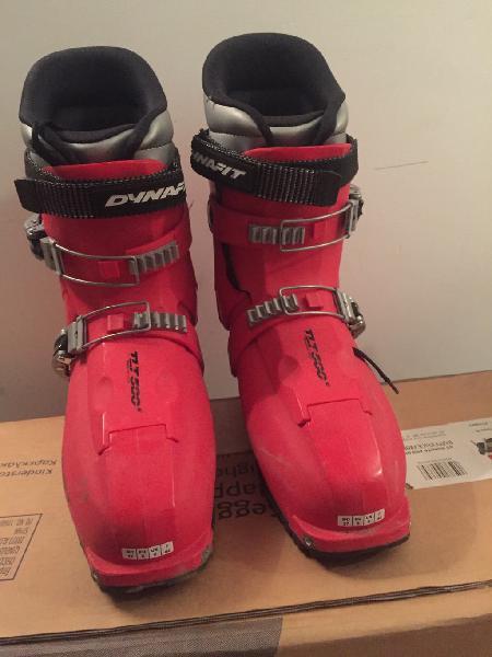 Botas esquí de montaña adulto