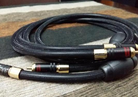 Cable de conexión para equipos hi fi