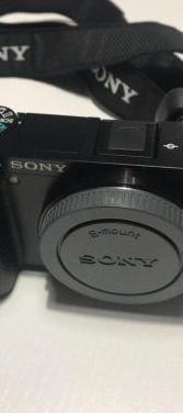 Camara fotos sony alpha a6000