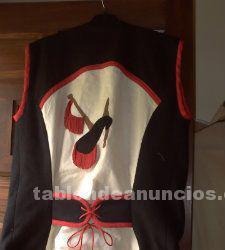 Chaleco asturiano talla l