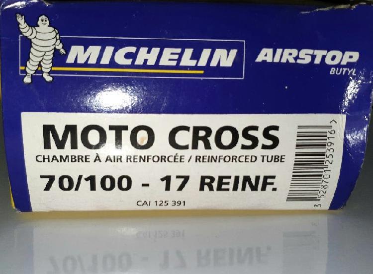 Cámaras air moto michelin (nuevas)