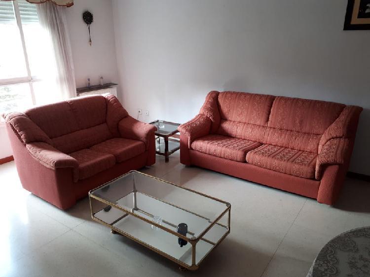 Conjunto de sofás 3 + 2 plazas