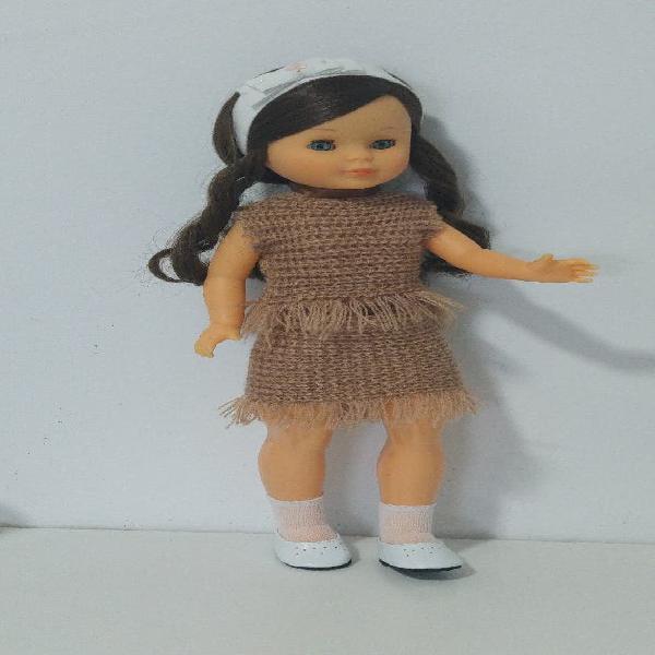 Conjunto lana para nancy