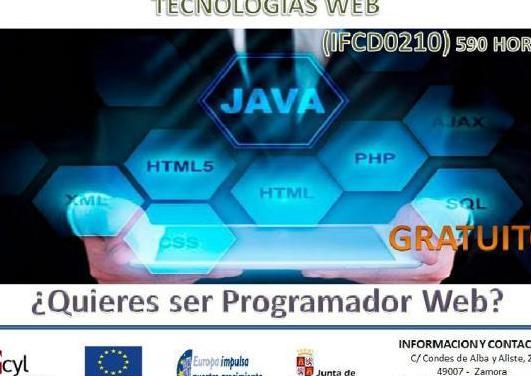 Curso gratuito: desarrollo de aplicaciones con tec