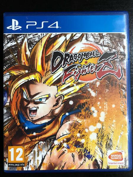 Dragon ball fighters z ps4
