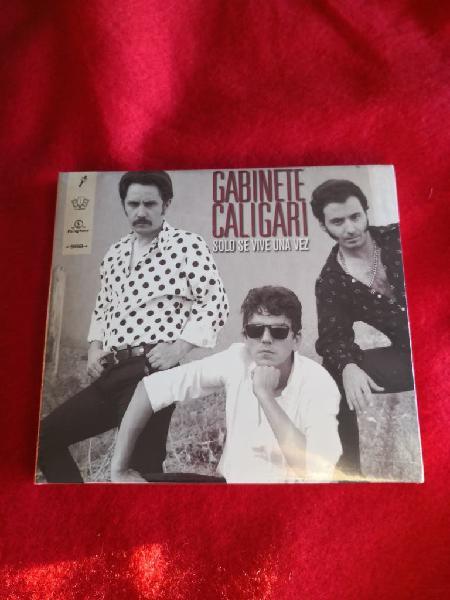Grandes éxitos gabinete caligari 2 cds - nuevo