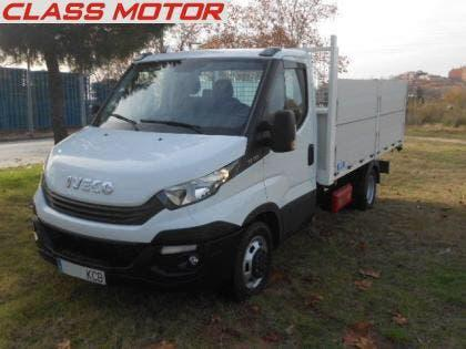 Iveco daily volquete daily 2017