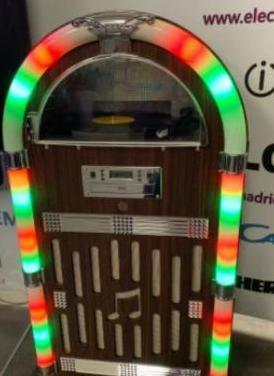 Jukebox o gramola con bluetooth nuevas!!