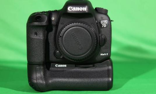Kit canon eos 7d mark ii