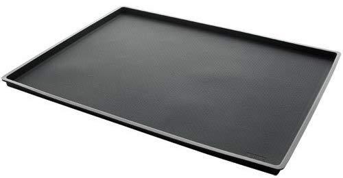 Lékué salvabandejas anti-derrame, 40x30 cm, negro