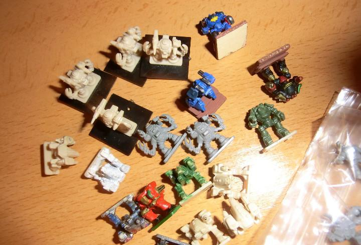 Micro robots epic 40k