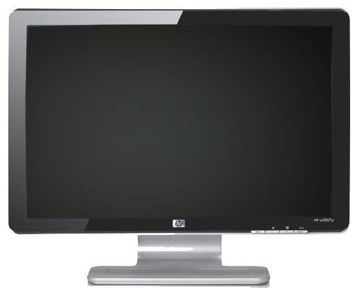 Monitor multimedia hp w2007v 20' vga 1680x1050