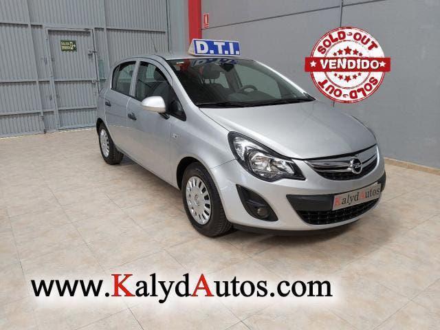 Opel corsa 5p selective 1.3 cdti 75 cv start&stop