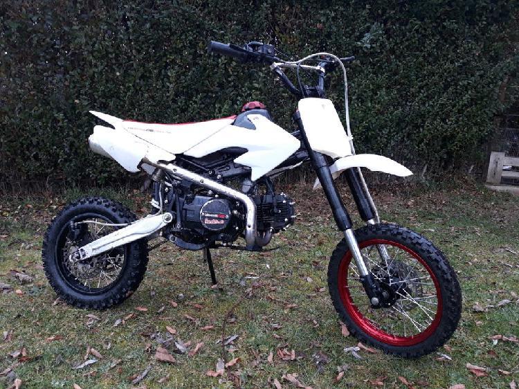 Pit bike monstrerpro 125cc
