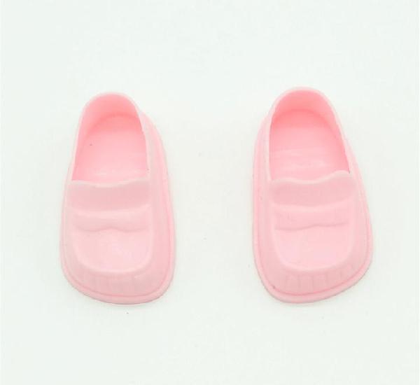 Par zapatos mocasín para muñeca tipo lesly, lucas de
