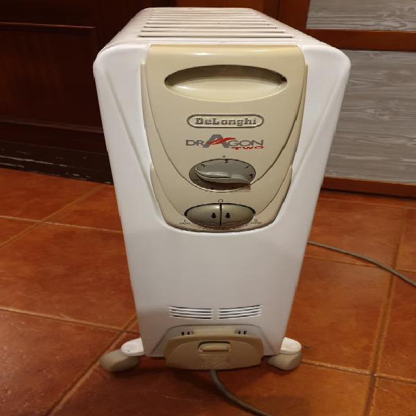 Radiador delonghi 2500w