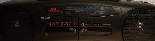 Radio cassette y diskman vintage