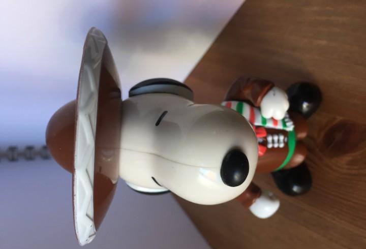 Snoopy - juguete happy meal mc donald's - años 90 - disney