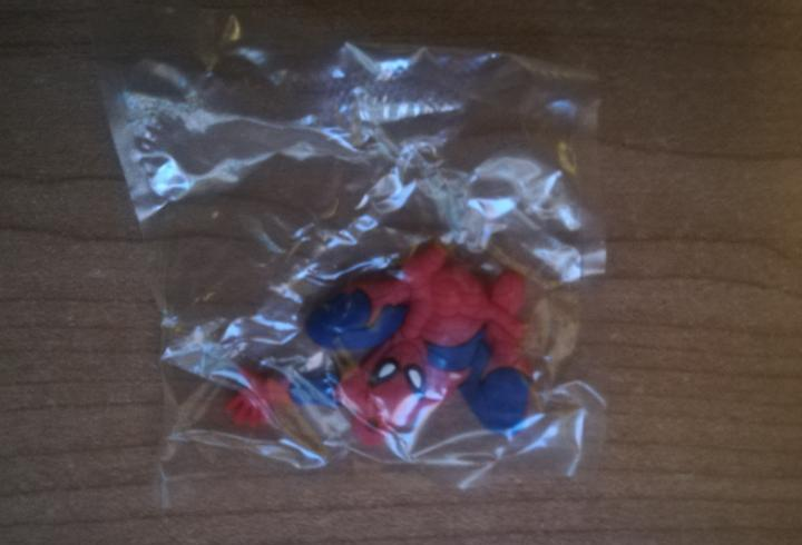 Spiderman - kinder o similar - precintada