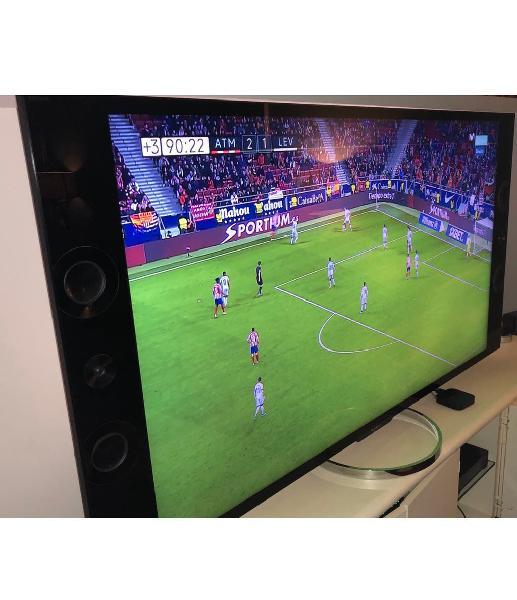 Smart tv sony 4k 65 pulgadas 3d